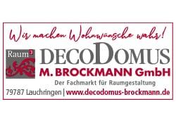 Ausbildungsbörse Lauchringen Logo Decodomus