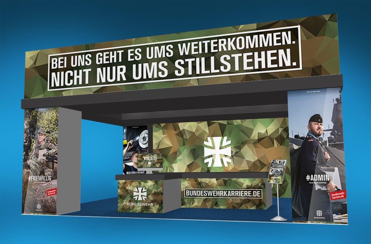 Karrierebüro der Bundeswehr Ausbildungsbörse Lauchringen