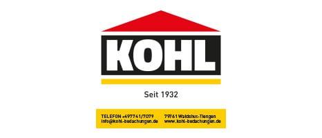 Kohl Bedachungen Ausbildungsbörse Lauchringen Logo Beitrag